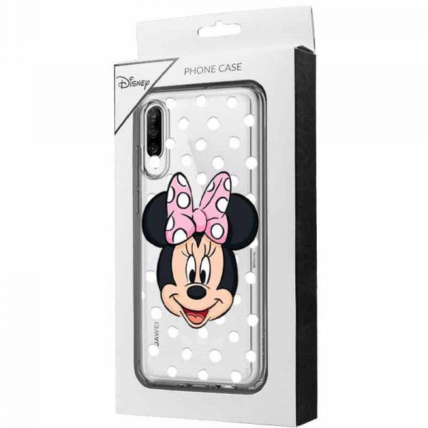 Carcasa Samsung Galaxy A50 / A30s Disney Minnie Lunares 2