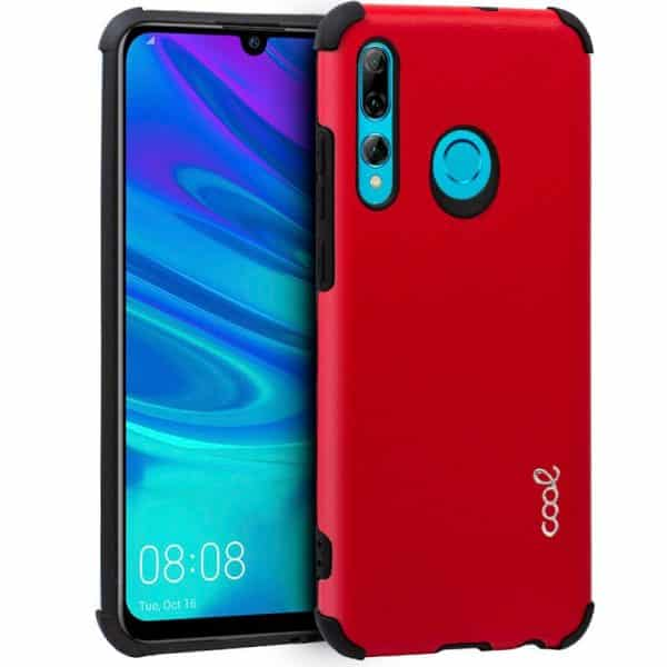 Carcasa Huawei P Smart 2019 / P Smart Plus 2019 / Honor 10 Lite / 20 Lite AntiShock Rojo 1