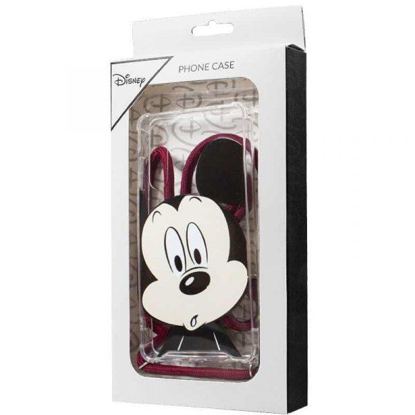 Carcasa Huawei P30 Disney Mickey Cordón 2