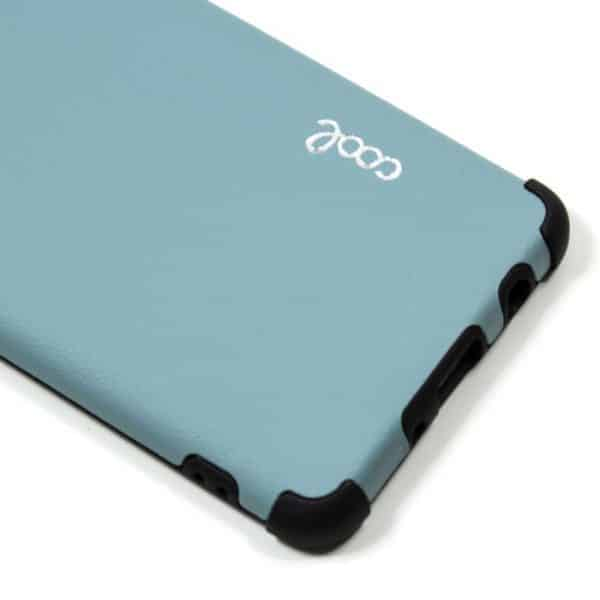 Carcasa Samsung Galaxy A71 AntiShock Azul 3