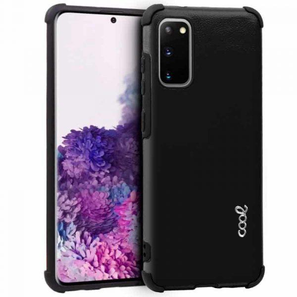 Carcasa Samsung Galaxy S20 AntiShock Negro 1