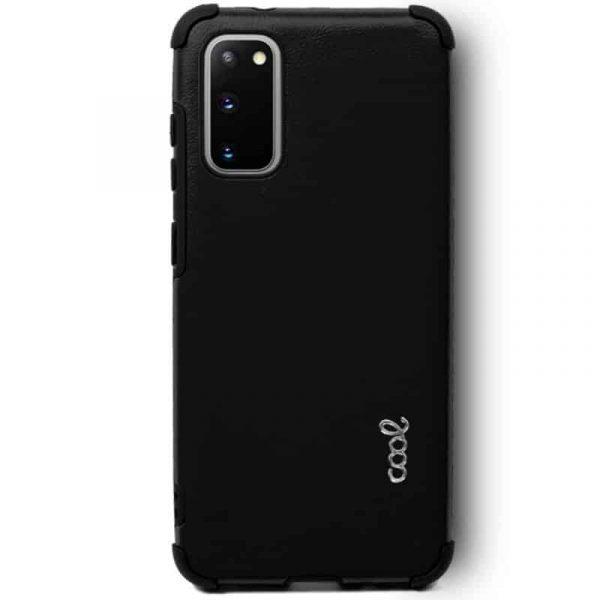 Carcasa Samsung Galaxy S20 AntiShock Negro 2