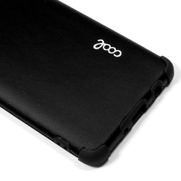 Carcasa Samsung Galaxy S20 AntiShock Negro 3