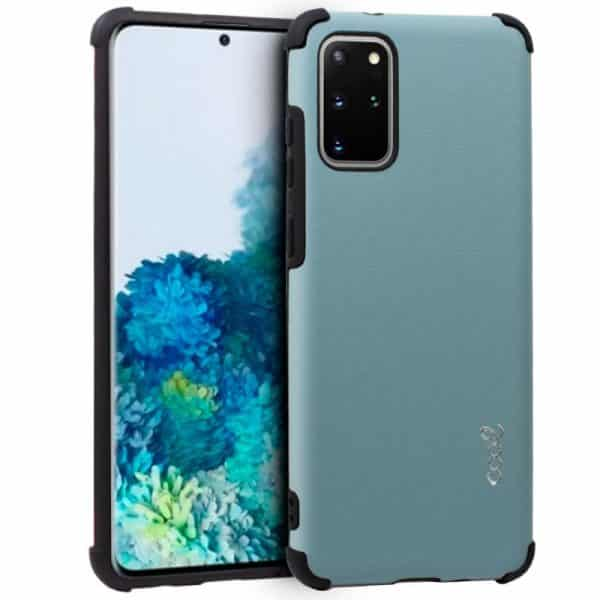 Carcasa Samsung Galaxy S20 Plus AntiShock Azul 1