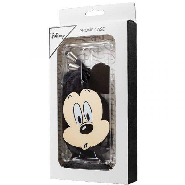 Carcasa Xiaomi Redmi Note 8 Pro Disney Mickey Cordón 2