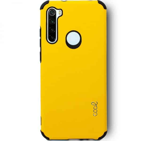 Carcasa Xiaomi Redmi Note 8T AntiShock Amarillo 2