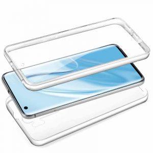 Funda Silicona 3D Xiaomi Mi 10 / Mi 10 Pro (Transparente Frontal + Trasera) 3