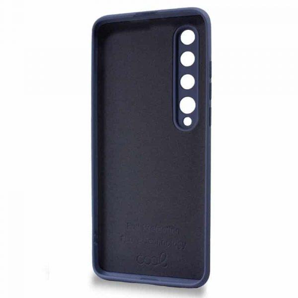 Carcasa Xiaomi Mi 10 Cover Azul 2