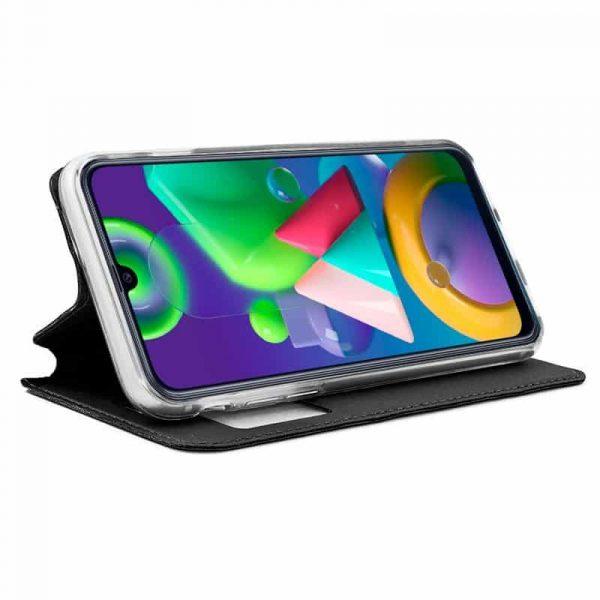 Funda Con Tapa Samsung Galaxy M21 Negro 2