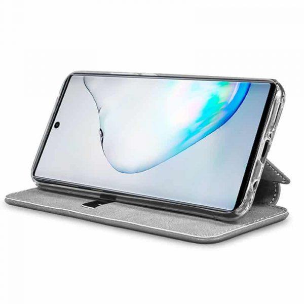 Funda Con Tapa Samsung Galaxy Note 10 Lite Piñas 2
