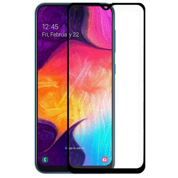 Protector Pantalla Cristal Templado Samsung Galaxy M21 (FULL 3D Negro) 1