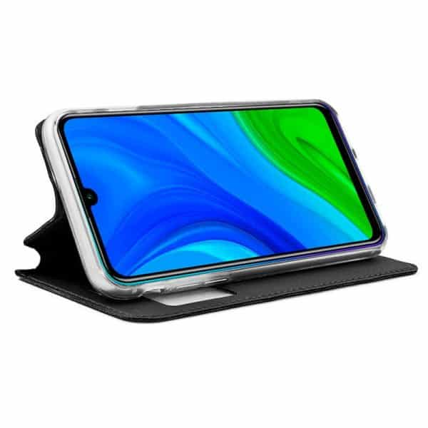 Funda Con Tapa Huawei P Smart 2020 Negro 2