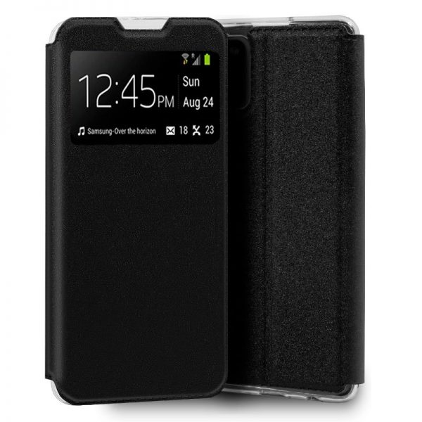 Funda Con Tapa Samsung Galaxy A31 Negro 1