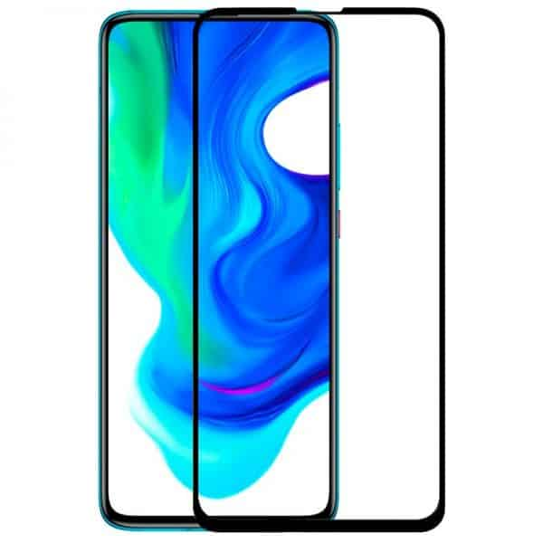 Protector Pantalla Cristal Templado Xiaomi Pocophone F2 Pro (FULL 3D Negro) 1