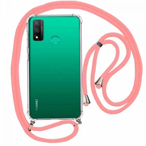Carcasa Huawei P Smart 2020 Cordón Rosa 1