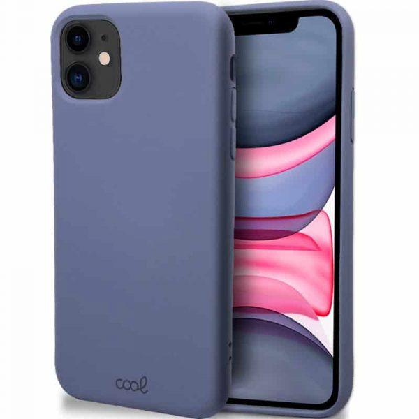 Carcasa iPhone 11 Cover Azul 1