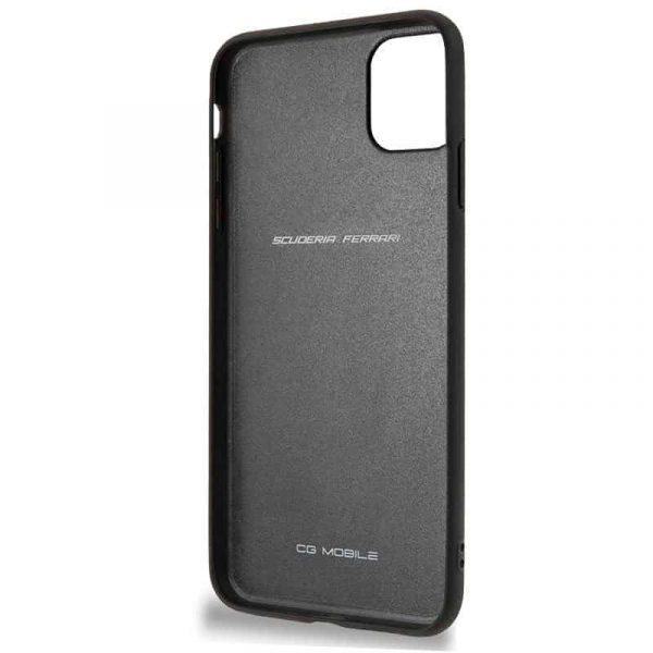 Carcasa iPhone 11 Pro Max Ferrari Negro 3