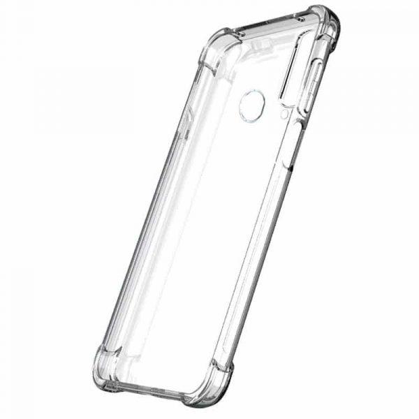 Carcasa Samsung Galaxy A20s AntiShock Transparente 3