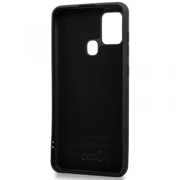 Carcasa Samsung Galaxy A21s Cover Negro 2