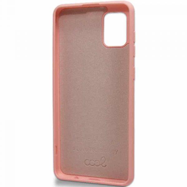 Carcasa Samsung Galaxy A31 Cover Rosa 2