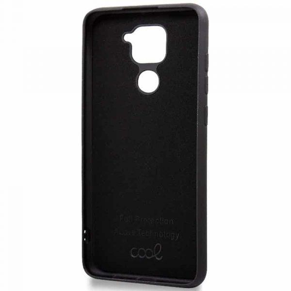 Carcasa Xiaomi Redmi Note 9 Cover Negro 2