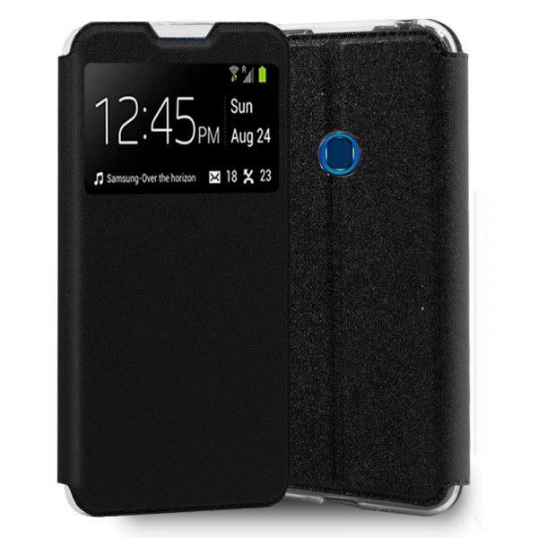 Funda Con Tapa Samsung Galaxy A20s Negro 1