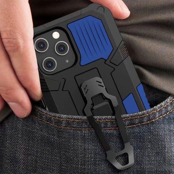 carcasa iphone 12 12 pro hard clip marino 3