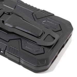 carcasa iphone 12 12 pro hard clip negro 4