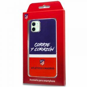 carcasa iphone 12 12 pro licencia futbol atletico de madrid 2