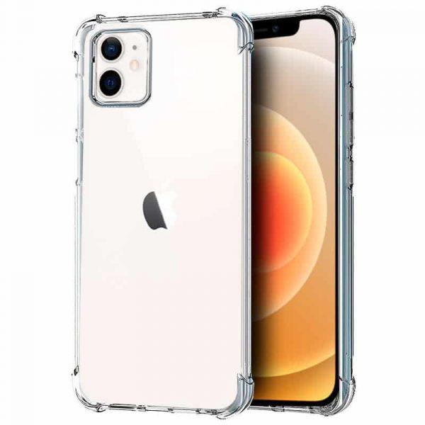 carcasa iphone 12 mini antishock transparente 1