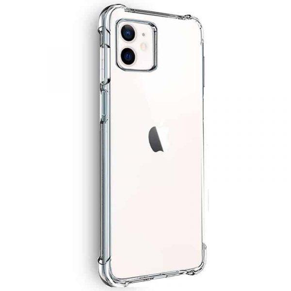 carcasa iphone 12 mini antishock transparente 2