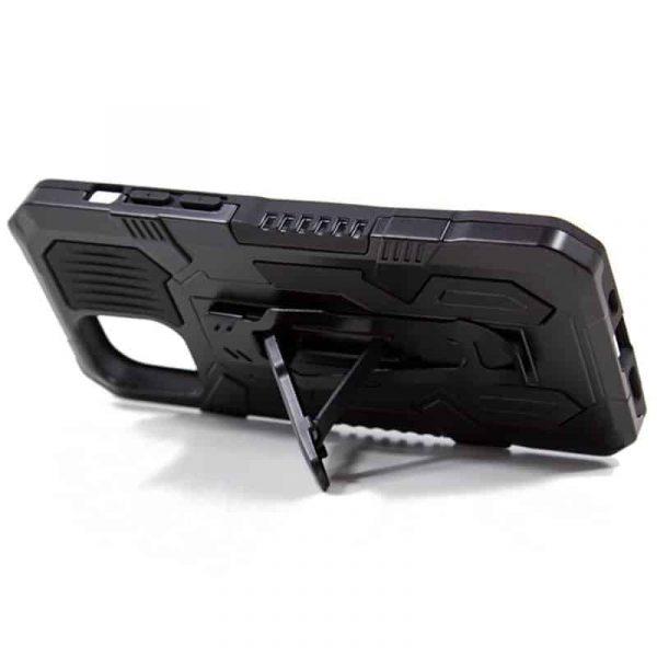 carcasa iphone 12 pro max hard clip negro 2