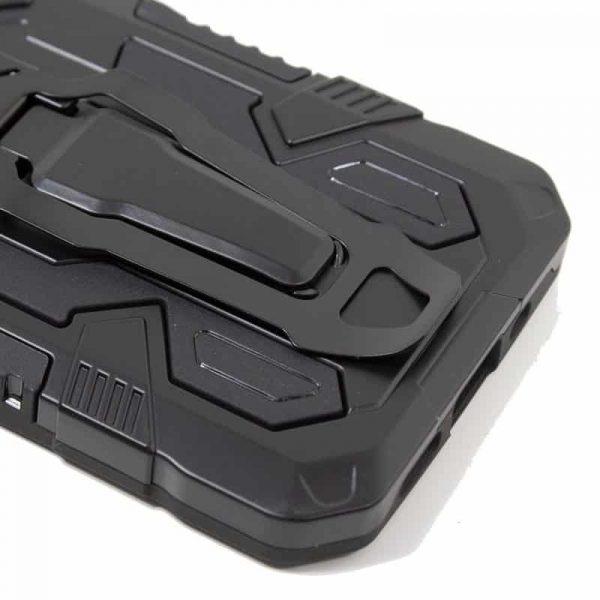 carcasa iphone 12 pro max hard clip negro 4