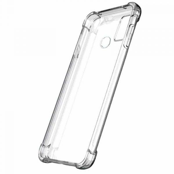 Carcasa Samsung Galaxy A21s AntiShock Transparente 3