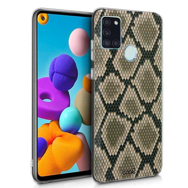 Carcasa Samsung Galaxy A21s Serpiente 1