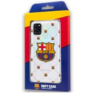 Carcasa Samsung Galaxy A21s Fútbol F.C. Barcelona 3