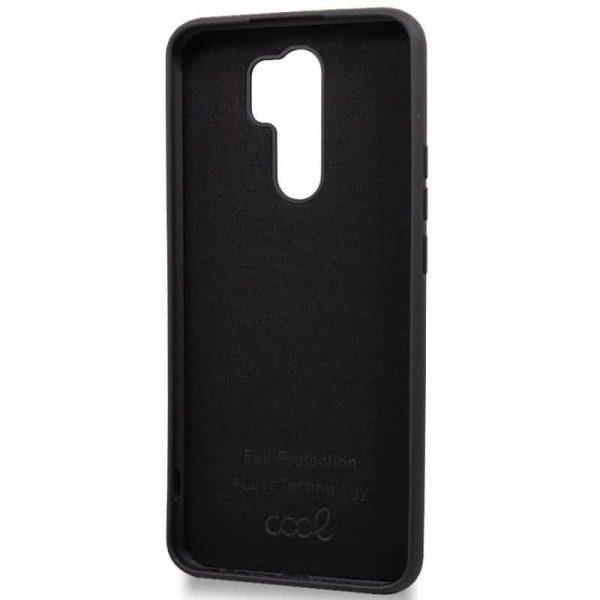 Carcasa Xiaomi Redmi 9 Cover Negro 2