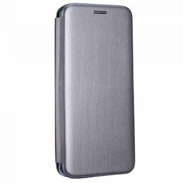 funda flip cover iphone 12 12 pro elegance plata 3