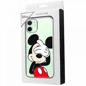 carcasa iphone 12 12 pro licencia disney mickey 2