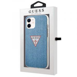 carcasa iphone 12 mini licencia guess jeans 2