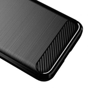 carcasa iphone 12 pro max carbon negro 2
