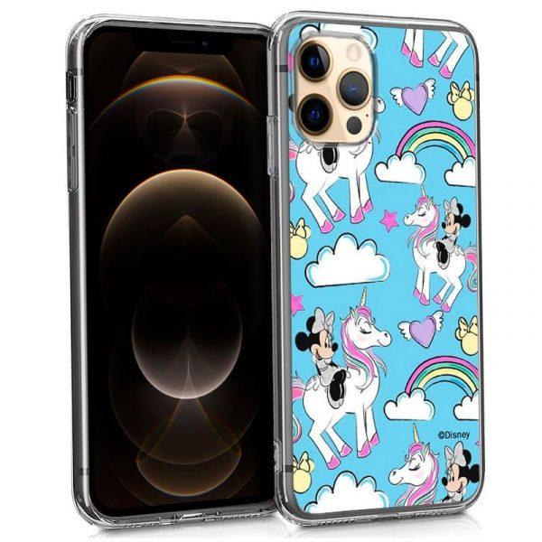 carcasa iphone 12 pro max licencia disney minnie 1