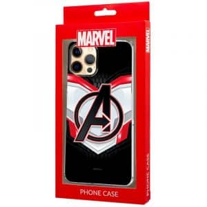 carcasa iphone 12 pro max licencia marvel avengers 2