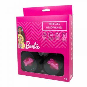 auriculares stereo bluetooth cascos licencia oficial barbie 2