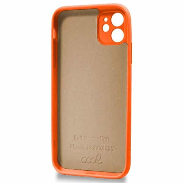 carcasa iphone 11 cover salmon 2