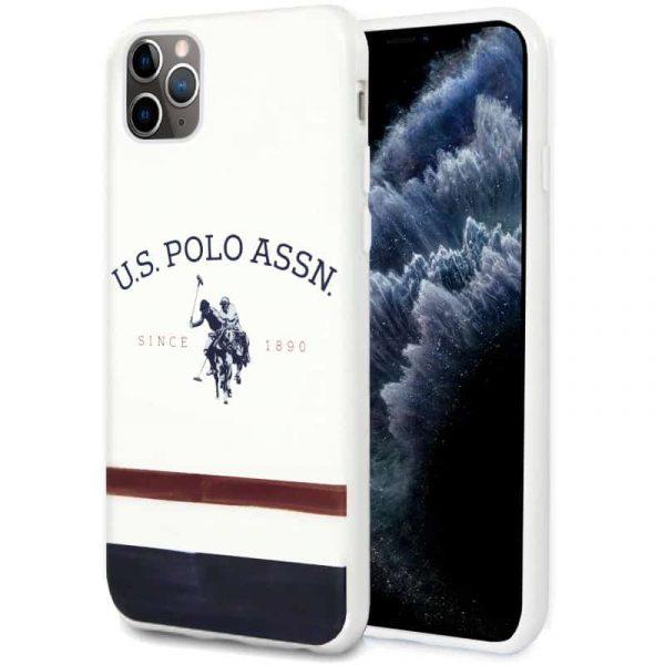 carcasa iphone 11 pro licencia polo ralph lauren blanco 1