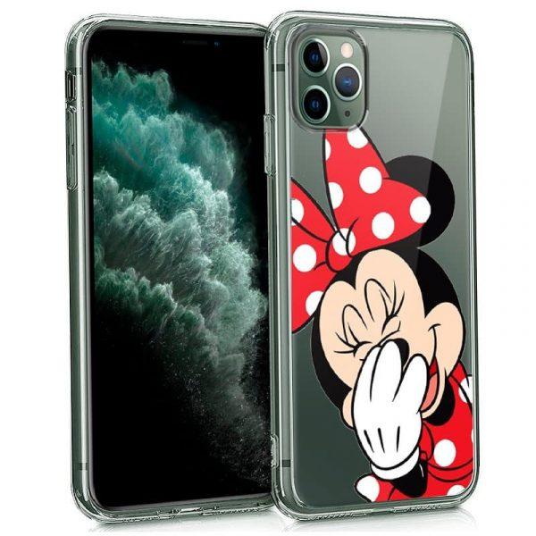 carcasa iphone 11 pro max licencia disney minnie 1
