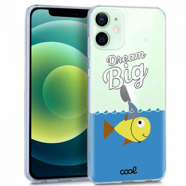 carcasa iphone 12 12 pro clear dream 1