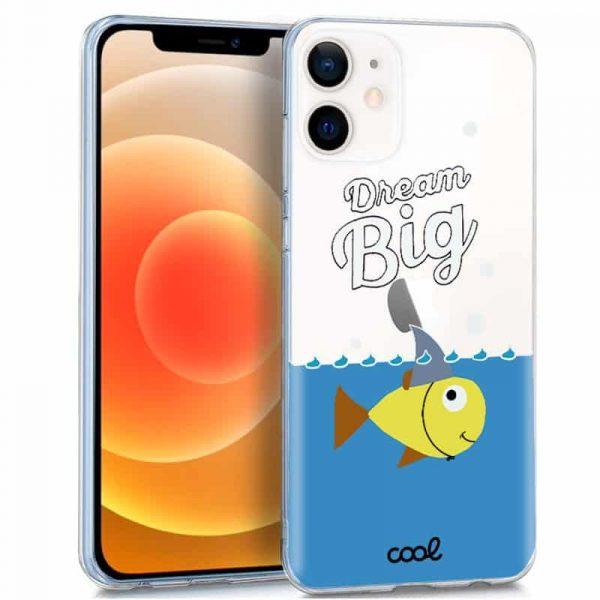 carcasa iphone 12 mini clear dream 1