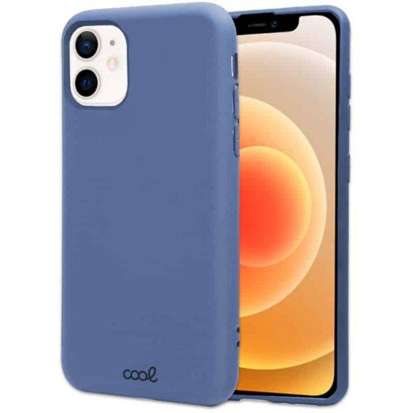 carcasa iphone 12 mini cover azul 1